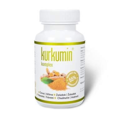 KURKUMIN Komplex 500 mg 60 kapsúl