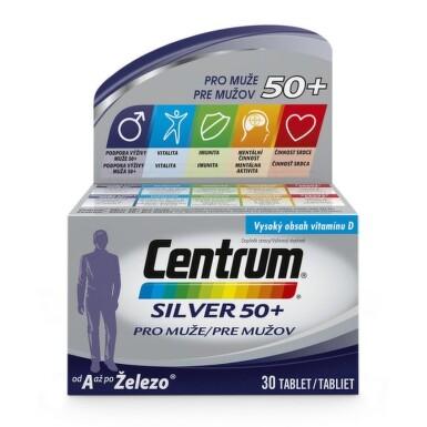 CENTRUM Silver 30 tabliet