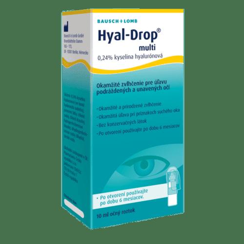 HYAL-DROP Multi očné kvapky 10 ml