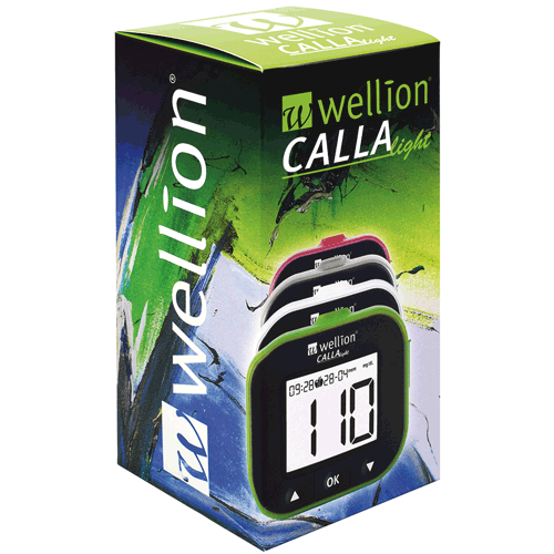 Wellion CALLA light Glukometer 1set