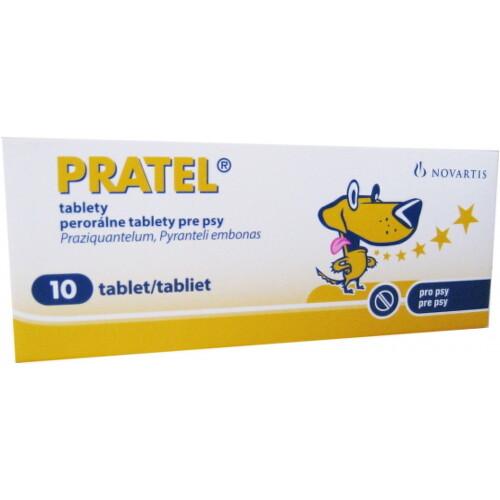 PRATEL tablety tbl 10