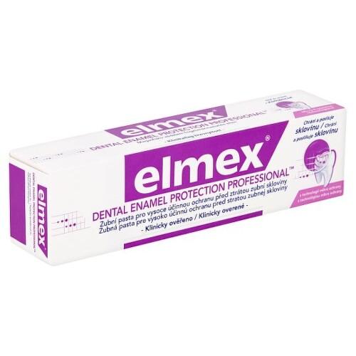 ELMEX Dental Enamel Protection zubná pasta 75 ml