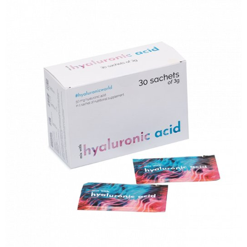 COLLAFIT Hyaluronic acid 30 kusov