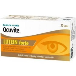 OCUVITE LUTEIN FORTE BONUS tbl 30