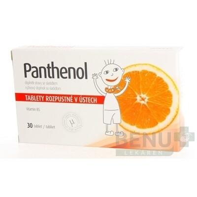FAVEA PANTHENOL tbl 30