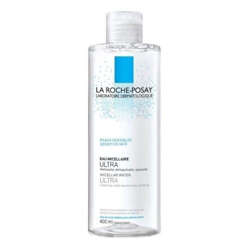 LA ROCHE-POSAY Fyziologická micelárna voda 1x400 ml 400ml