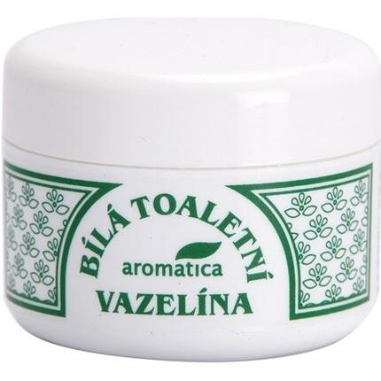 AROMATICA Biela toaletná vazelina s vitamínom E 100 ml