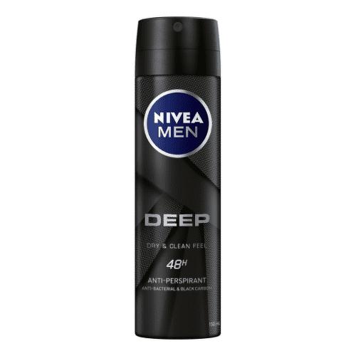 NIVEA Men anti-perspirant deep darkwood 150 ml