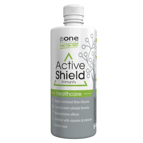 AONE Nutrition active shield healthcare 500 mll