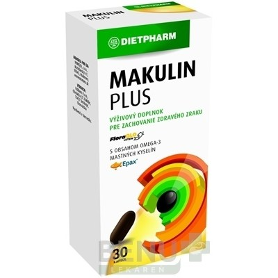 MAKULIN PLUS 30cps cps 30