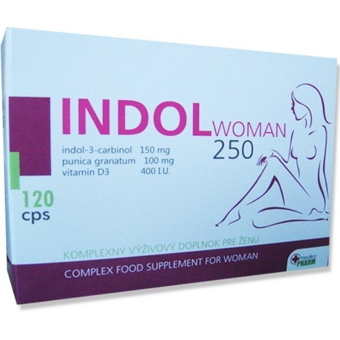 INDOL WOMAN 250 1x120 ks