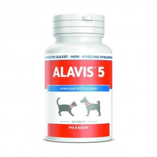 ALAVIS 5 90 tabliet