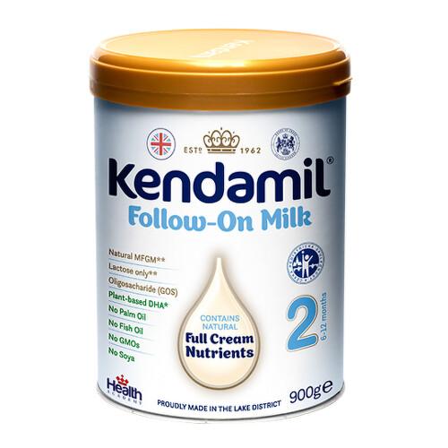 KENDAMIL Pokračovacie dojčenské mlieko 2 DHA+ 900 g