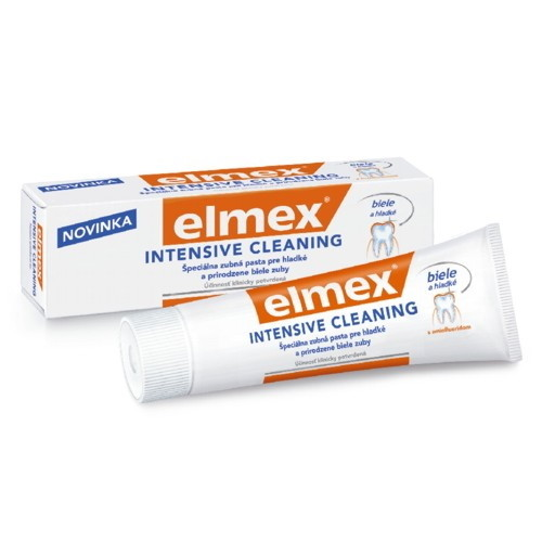 ELMEX Intensive cleaning zubná pasta 50 ml