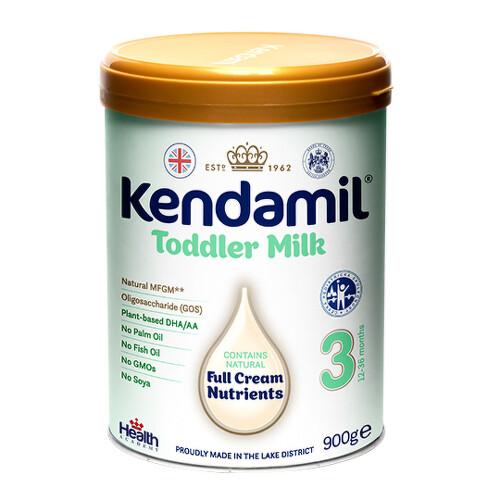 KENDAMIL Batoľacie dojčenské mlieko 3 DHA+ 900 g