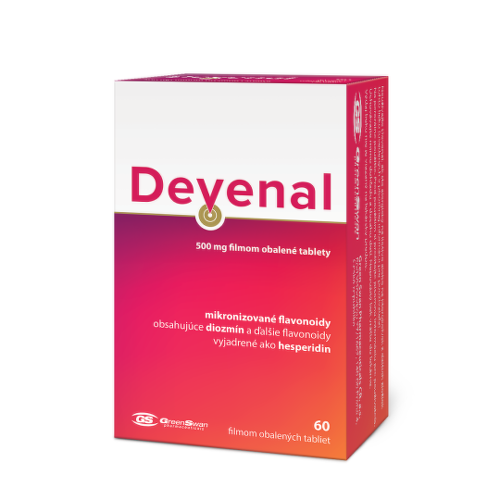 DEVENAL 500 mg 60 tabliet