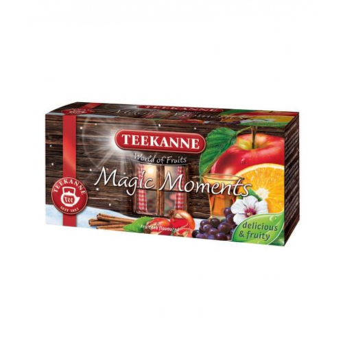 TEEKANNE Wof magic moments 20 x 2,5 g
