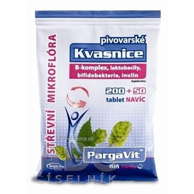 PargaVit Pivovarské kvasnice Originál 250 tbl. tbl 250
