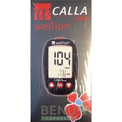 Wellion CALLA Mini - Glukometer 1ks