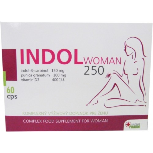 INDOL WOMAN 250 1x60 ks cps 60