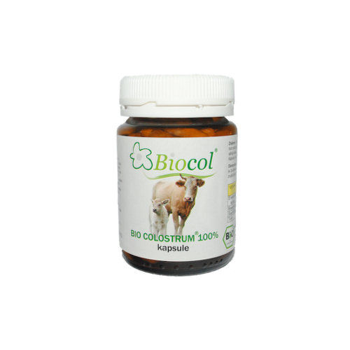 BIO Colostrum 100 percent 300 mg 90 kapsúl