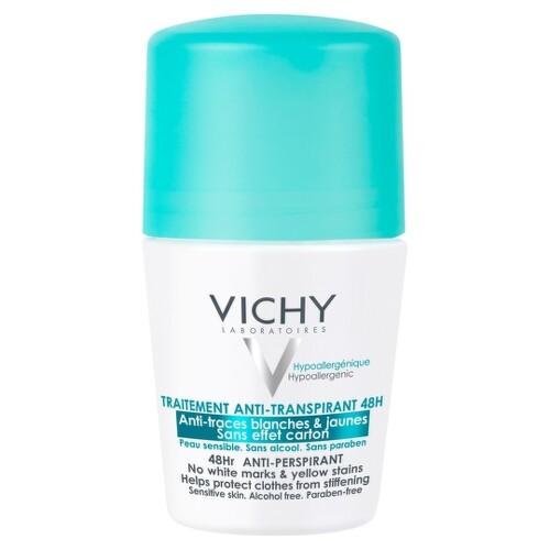 VICHY Roll on antiperspirant 48h 50 ml