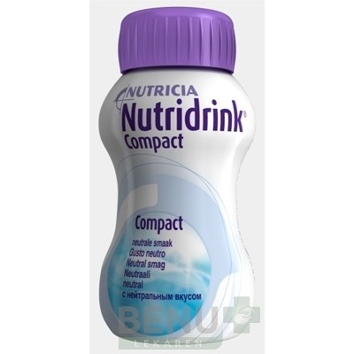 NUTRIDRINK Compact neutral 24x125ml