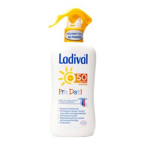 LADIVAL Sprej pre deti SPF50 200 ml