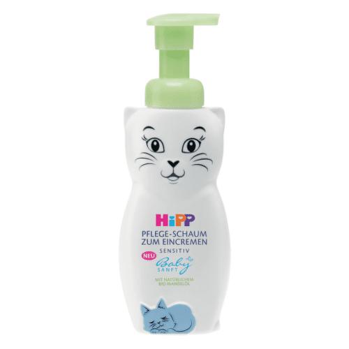 HiPP BabySanft penové telové mlieko 150 ml