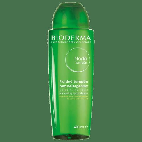 BIODERMA Nodé fluid šampón pre všetky typy vlasov 400 ml