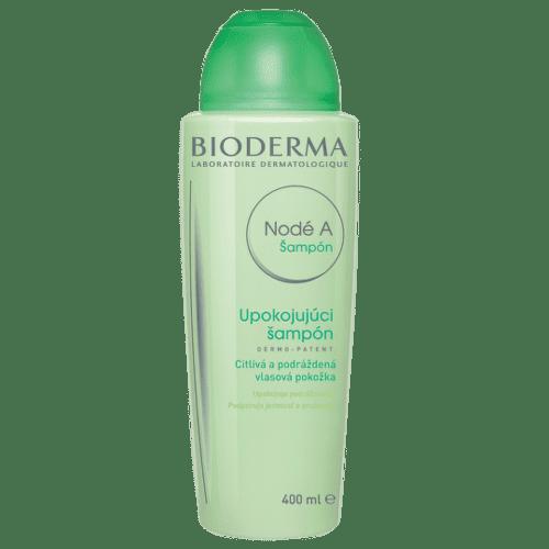 BIODERMA Nodé A šampón pre citlivú pokožku hlavy 400 ml