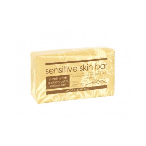 SENSITIVE SKIN BAR tuhé mydlo na citlivú pleť 200 g