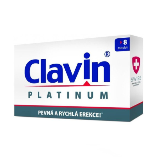 CLAVIN Platinum 8 tabliet