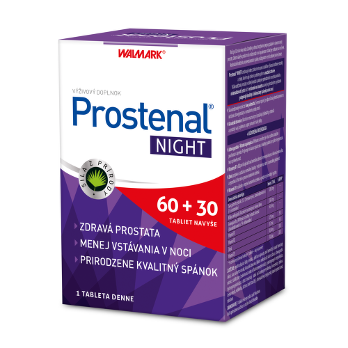 WALMARK Prostenal night 6030 tabliet zadarmo (90 ks)