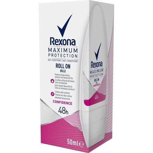 Rexona MAXIMUM PROTECTION confidence roll on anti-perspirant 50 ml
