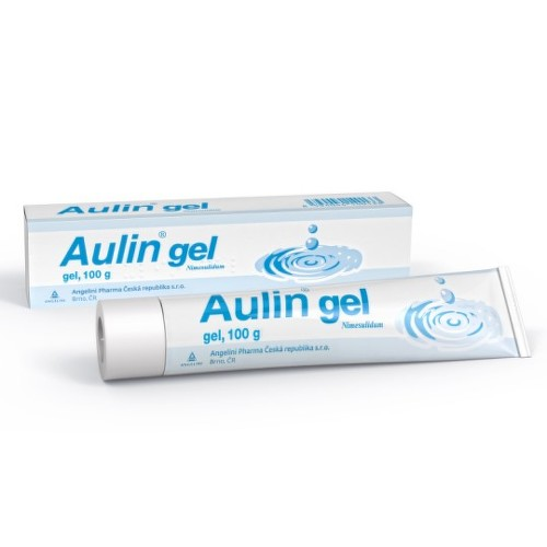 AULIN Gél 30 mg/g 100 g