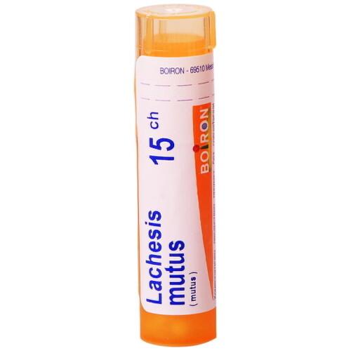 LACHESIS MUTUS gra 1x4 g (15CH)