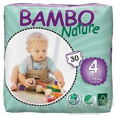 BAMBO MAXI 4 (7-18 kg) 30ks