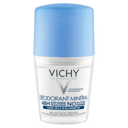 VICHY Minerálny dezodorant roll on 50 ml