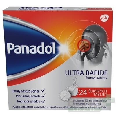 PANADOL ULTRA RAPIDE 24ks tbl eff 24