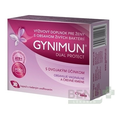 GYNIMUN DUAL PROTECT cps 30
