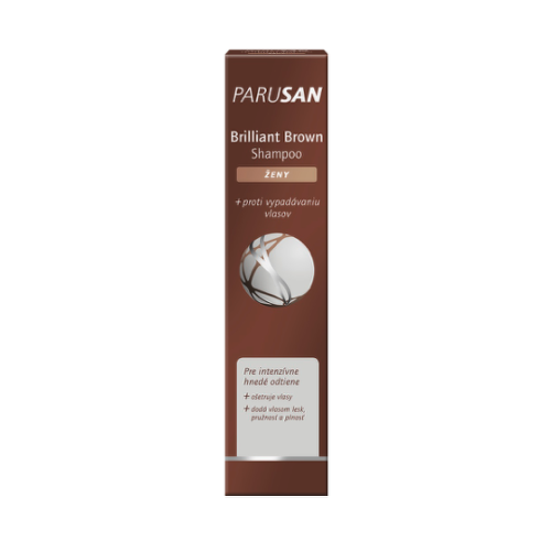 PARUSAN Brilliant brown balzam 150 ml