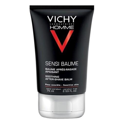 VICHY Homme Mineral sensi-baume Ca balzam po holení 75 ml