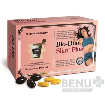 Bio-Duo Slim Plus 60 cps + 30 tbl cps 60+tbl 30