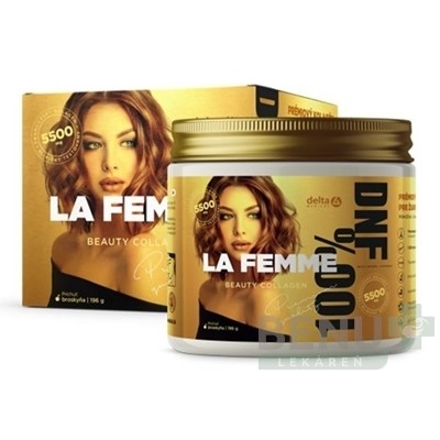 DELTA LA FEMME Beauty Collagen 5 500 mg 196 g