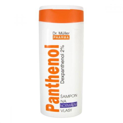 DR. MÜLLER Panthenol šampón na normálne vlasy 250 ml