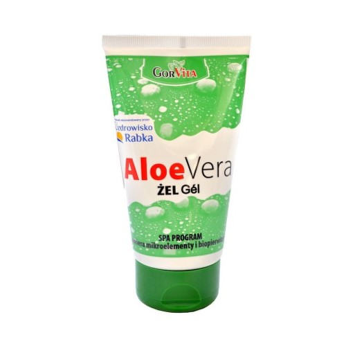 GORVITA Aloe vera gél 150 ml