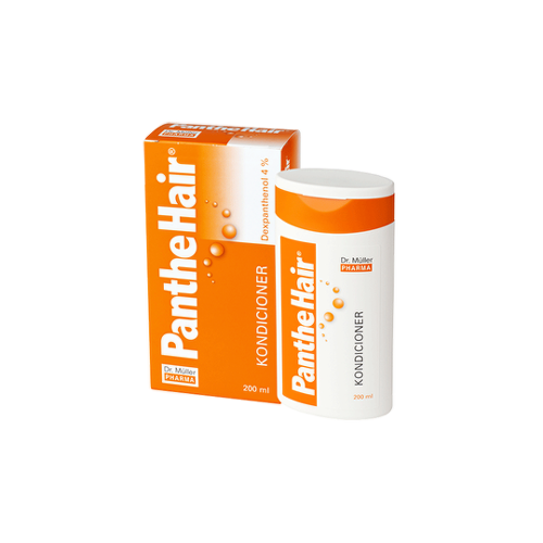 DR. MÜLLER PantheHair šampón na poškodené vlasy 200 ml