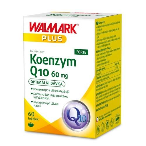 WALMARK Koenzym Q10 forte 60 mg 60 kapsúl