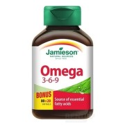 JAMIESON OMEGA 3-6-9 cps 80+20